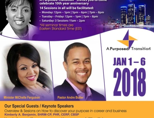 JAN 1-6: How to Live Your Life On Purpose Conference and Virtual Summit