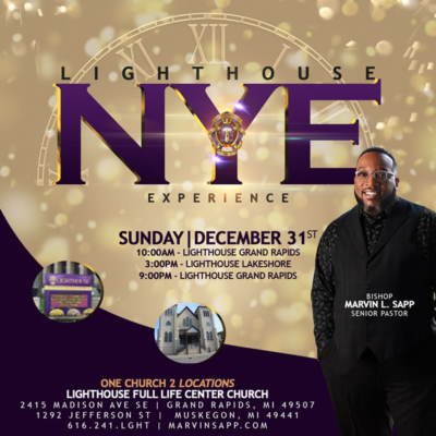 Lighthouse NYE Experience