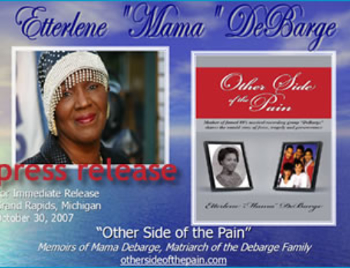 Memoirs of Mama Debarge, Matriarch of the Debarge Family