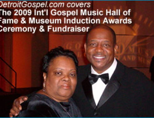 2009 Gospel Hall of Fame and Museum Induction Ceremony