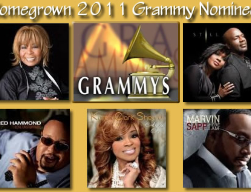 2011 Gospel Grammy Nominees