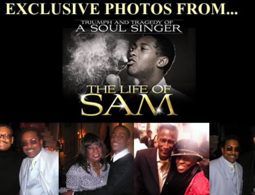 "Robert L. Douglas and Johnnie Washington Present The Stage Play ""The Life of Sam"""