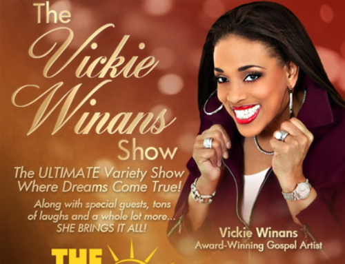"""""""The Vickie Winans Show"""""""