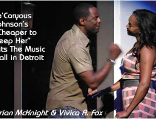 """Cheaper To Keep Her"" Starring Vivica A. Fox, Brian McKnight, and More"