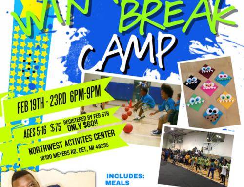 FEB 19-23: Good Medicine presents Winter Break Camp