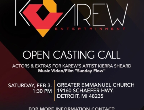Open Casting Call from KaRew Entertainment