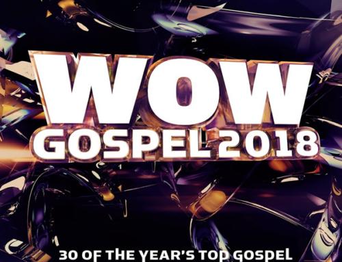 Get your copy of WOW Gospel 2018 Now!