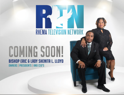 RTN – Rhema Television Network… COMING SOON!