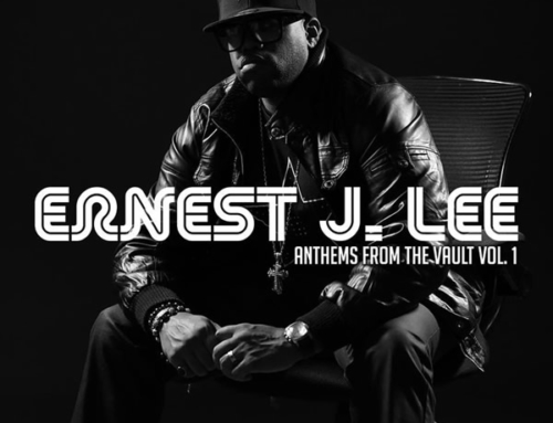 Spotlight Artist: Ernest J. Lee