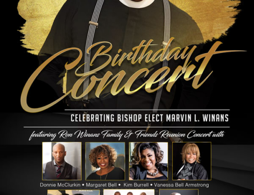 MAR 4: Bishop Elect Marvin L. Winans Birthday Concert
