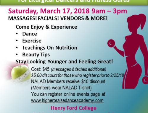 MAR 17: NALAD Health & Fitness Expo