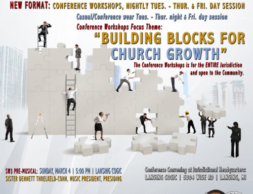 MAR 6-9: 33rd Annual SW3 Minister's & Worker's Spring Conference
