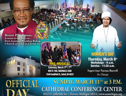 89th Annual Ministers & Workers Conference