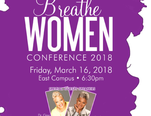 MAR 16: Breathe WOMEN Conference 2018 at Triumph Church-East Campus