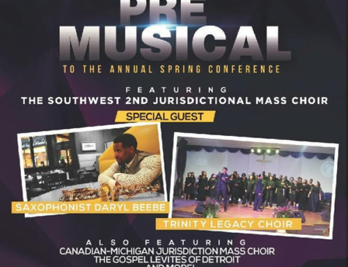 MAR 17: Pre-Musical to Annual Spring Conference