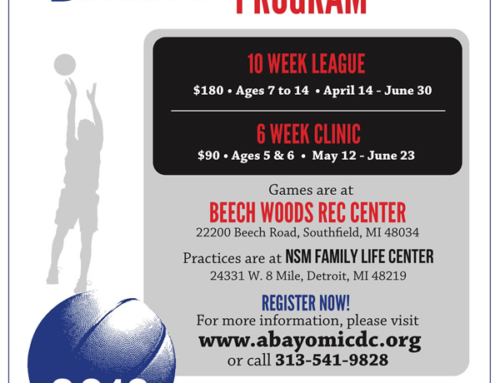 REGISTER for 2018 Jr. NBA League Youth Basketball Program