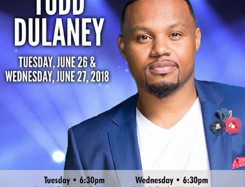 JUNE 26 & 27: Triumph Church welcomes Todd Dulaney