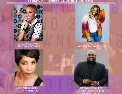 SEP 21: Women's Night Live at Christian Tabernacle Church