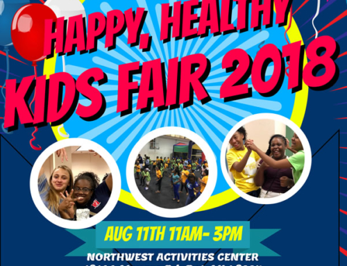 AUG 11: Happy, Healthy Kids Fair 2018