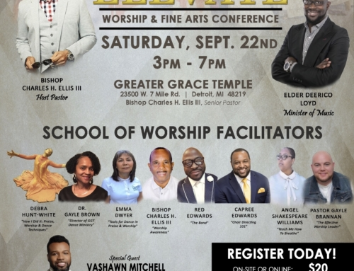 SEP 22: GGT Music & Arts Ministry presents ELEVATE Music Conference