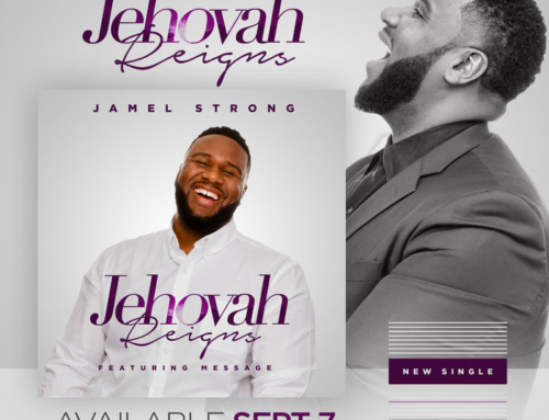"New Release from Jamel Strong, ""Jehovah Reigns"""