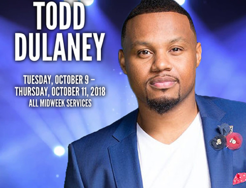 Triumph Church welcomes Todd Dulaney