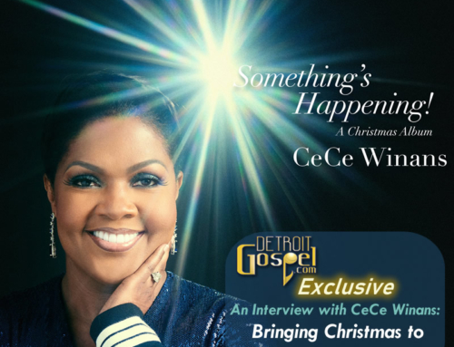 Exclusive Interview with CeCe Winans:  Bringing Christmas to Detroit and the World!