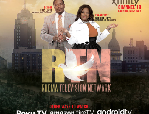 Rhema Television Network is now available on Comcast/Xfinity Channel 19 in Lansing, Michigan
