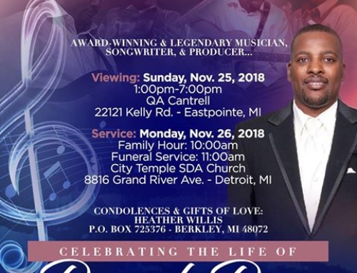 Celebrating the Life of Darryl Dixon
