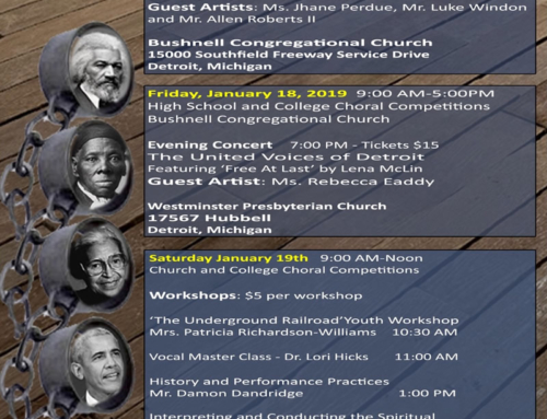 JAN 17-19: The Detroit Spiritual Festival 2019