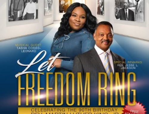 JAN 21: Let Freedom Ring – Rainbow PUSH celebrates Dr. King's 90th birthday in Detroit
