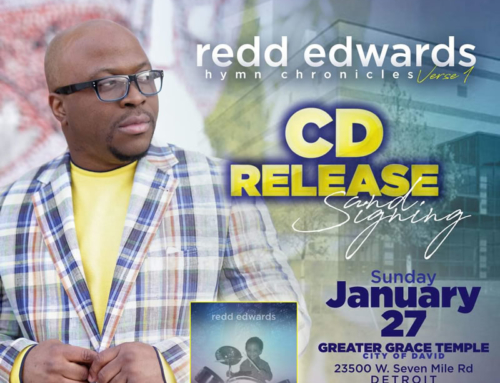 JAN 27: Redd Edwards Hymn Chronicles Verse 1 CD Release & Signing