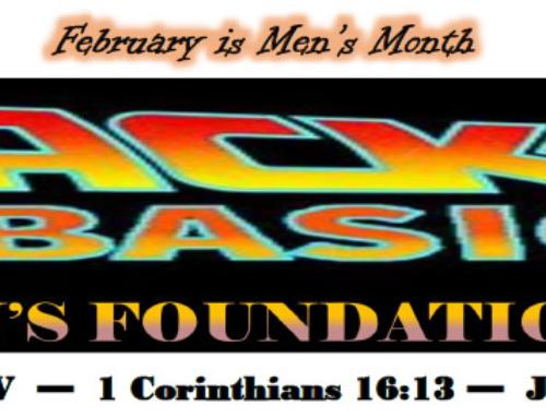 THROUGHOUT FEB: Hartford Men United presents Jazz, Spoken Word, Worship Services, Food & MORE in celebration of Men's Month