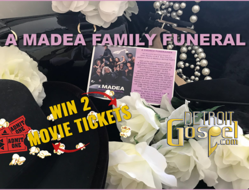 "Enter for a Chance to Win 2 Tickets to a Private Screening of ""A Madea Family Funeral"""