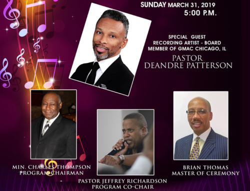 "MAR 31: GMWA Detroit Men's Division's 2nd annual concert ""Men Worshiping God"""