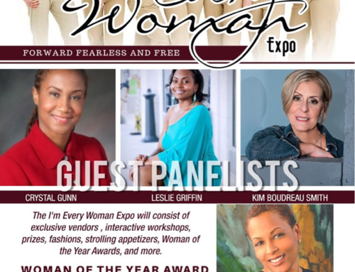 "REGISTER NOW for ""I'm Every Woman Expo"" National Tour March 30th @ Detroit Marriott Southfield"