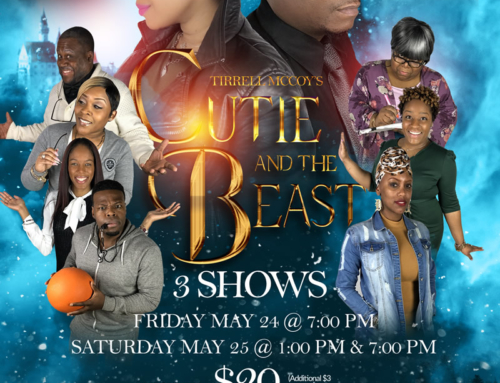 "MAY 24 & 25: GME presents Tirrell McCoy's ""Cutie and the Beast"" (3 Shows Only)"