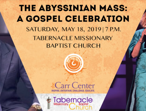 May 18: Karen Clark-Sheard headlines The Abyssinian Mass by Wynton Marsalis @ Tabernacle MBC