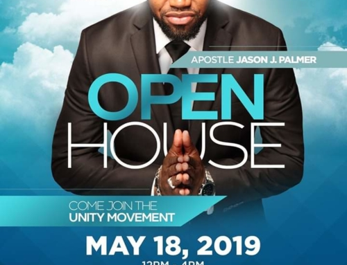 MAY 18: World Changers United Assembly Open House… Join the Unity Movement