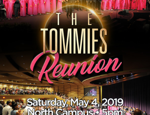 MAY 4: Triumph Church welcomes The Tommies Reunion