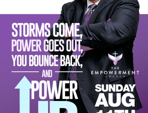 AUG 11th: Carlyle F. Stewart, III & The Empowerment Church welcome Rev. Dr. Michael Eric Dyson (7:30 am & 10:30 am)