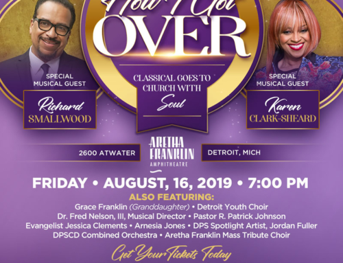 AUG 16: Deontaye Clay presents A Benefit Tribute to The Gospel According to Aretha Franklin
