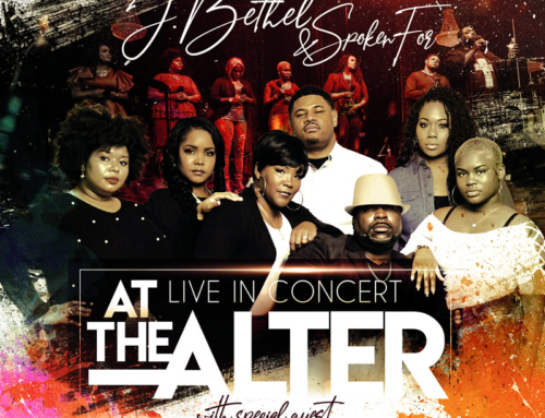 OCT 5: J. Bethel & Spoken For Live in Concert AT THE ALTER