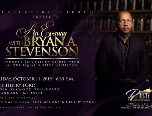 Join Marvin Winans Friday, October 11!