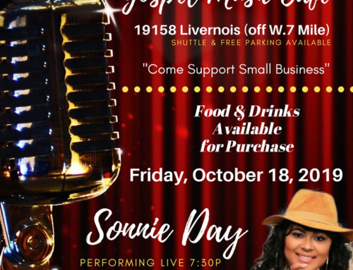 Sweetest Day Night Sonnie Day Performing Live