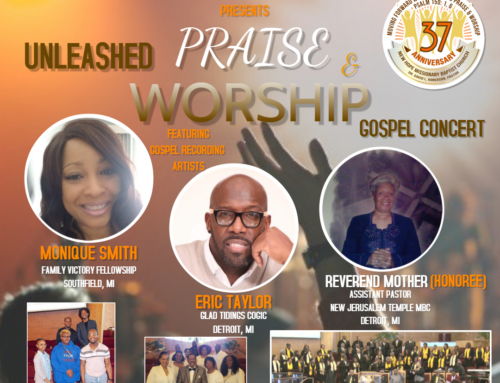 OCT 11: Unleashed Praise & Worship Gospel Concert