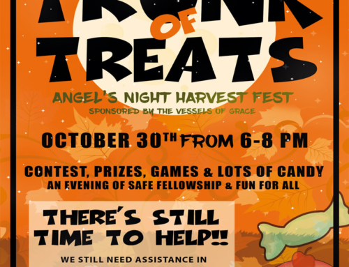 OCT 30: Trunk of Treats – Angel's Night Harvest Fest @ Oak Grove AME Church