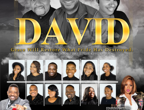 DEC 13-14: GME presents Tirrell McCoy's DAVID starring Keirra Sheard (Saturday Only)