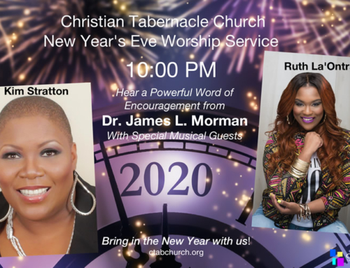 DEC 31 @ 10PM: Christian Tab NYE Worship Service with Kim Stratton & Ruth La'Ontra