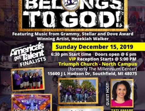 "DEC 15: Detroit Youth Choir presents ""Power Belongs to God"""